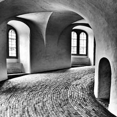 round tower copenhagen (dan.boss) Tags: monochrome architecture copenhagen kbenhavn roundtower rundetaarn