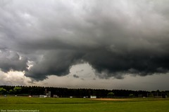May 29 2016 Storms (Dan's Storm Photos & Photography) Tags: sky nature weather clouds skyscape landscape landscapes shelf cumulus thunderstorm skyscapes storms thunderstorms thunderhead cumulonimbus updraft thundershower shelfcloud updrafts thunderstormbase