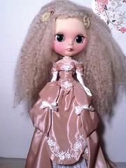 #2 Wishing &#7 Pretty in Pink: Ava as Miss Havisham
