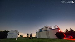 Modine-Benstead Observatory (AaronPriestPhoto) Tags: storm weather wisconsin clouds timelapse observatory telescope astrophotography astronomy nightsky lightning northstar uniongrove modinebensteadobservatory racineastronomicalsociety