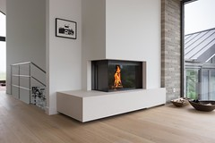 Liftdeur Haard hout (Jos Harm Projecten) Tags: fire fireplace kachel vuur vakwerk openhaard warmte maatwerk josharm