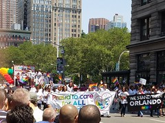 NYC Pride 2016 (HarrietSpy) Tags: loveislove weareorlando somosorlando