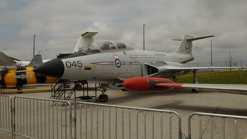 McDonnell F-101B-95-MC Voodoo at Canadian Warplane Heritage