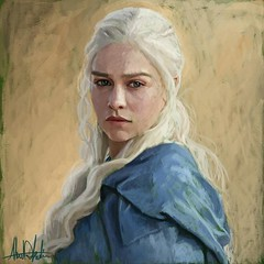 #Khaleesi @GameOfThrones using #photoshop #wacom #daenerystargaryen #got #EmiliaClarke #GameofThrone #WIP #art #painting #Portrait #Dubai #UAE #shareyourmoment #kadisart # #_ #_ # # # # (ahmad kadi) Tags: portrait art photoshop painting dubai uae wip using got wacom khaleesi gameofthrones     daenerystargaryen instagram emiliaclarke gameofthrone  shareyourmoment   kadisart