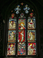 Marien Fenster  Window Notre Dame Konstanz (eagle1effi) Tags: trip windows germany july bodensee konstanz constance basilika 2016 wrttemberg southgermany eagle1effi sx60
