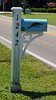 Mailbox, Sanibel Island, FL (SomePhotosTakenByMe) Tags: vacation usa holiday mailbox america island unitedstates florida outdoor turtle urlaub insel amerika sanibel sanibelisland radtour briefkasten kurios schildkröte bicycletour fahrradtour outoftheordinary