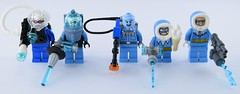 Cold case (Alex THELEGOFAN) Tags: lego mr freeze super heroes dc comics captain cold 7783 76000 30603 classic tv series 76026 76063 mighty micros