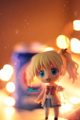 Alice Cartelet (iRanachii) Tags: anime japan cute kawaii nendoroid nendo alice light bokeh adorable otaku photography arab