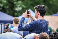 Snapper! (FotoFling Scotland) Tags: camera male scotland photographer argyll event lochlomond highlandgames luss lusshighlandgames lussgathering