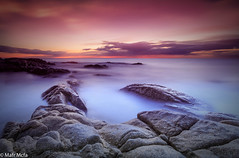 29122013-Mafrmcfa-08568-3.jpg (Mafr-Mcfa) Tags: agua mediterraneo sagaro amanecer nube catalonia spain mar cielo roca gerona arena playa