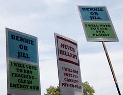 IMG_1388 (Becker1999) Tags: dnc philadelphia democraticconvenion protest bernie bernieorbust democracy 2016 rollcall vote wellsfargo wellsfargocenter