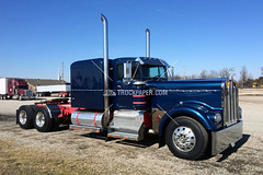 1971 Kenworth W900A (klintan77) Tags: 1971 cummins kw kenworth w900 w900a