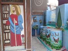 The Christmas House, Al Qosh, Iraqi Kurdistan 2014 (maykal) Tags: iraq kurdistan  irak iraqikurdistan rak   ninawa  alqosh