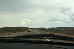 Amaina (Color Humano.) Tags: road argentina car rain ruta de la lluvia san carretera juan valle luna route camion estrada rioja noa argentino rodovia fordka talampaya noroeste ischiwalasto