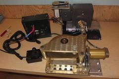 RA and DEC servomotor drives (edhiker) Tags: rain bisque telescope drives servo tcs brackets sro edhiker youtube servomotor servodrive mks4000 bisquetcs