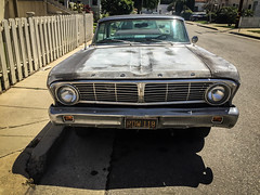 Vintage Ford in Culver City, California (ChrisGoldNY) Tags: california city classic cars ford car vintage silver grey book la los forsale angeles muscle antique retro albumcover parked bookcover bookcovers albumcovers licensing culver chrisgoldny chrisgoldberg chrisgold chrisgoldphoto chrisgoldphotos