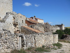 Stone walls of Rello, Spain (Paul McClure DC) Tags: españa architecture spain historic castile castillayleón rello june2014