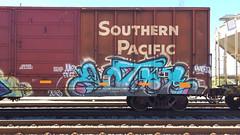 (trentcall) Tags: graffiti utah saltlakecity freight