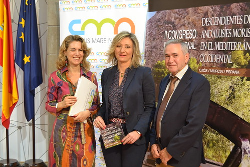 Presentación del II Congreso Internacional 'Descendientes de Andalusíes Moriscos en el Mediterráneo