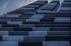 17/52 : Rennes : Pôle emploi [Explored] (Hervé Marchand) Tags: abstract architecture facade details bretagne rennes urbain poleemploi 52weeksthe2015edition week172015 weekstartingthursdayapril232015
