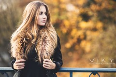 VIKY (yannick-meier-fotografie) Tags: autumn light summer portrait sexy beauty fashion lady backlight 35mm canon photography eos licht model foto fotografie sommer herbst 85mm sigma business 5d freiburg mode 6d vsco