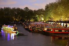 Procession (3) (Eugene Regis) Tags: london westminster canals maidavale cityofwestminster w9 canalwaycavalcade iwacanalwaycavalcade