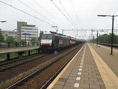 Locon (dejongpriscilla) Tags: eindhoven 9900 trein 189 locon retrack beukenlaan