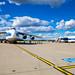 2. Vorfeldrundfahrt: Antonow An-124-100
