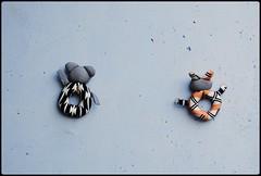 Zakka Handmades Soft toys (čičnapuzova) Tags: bear arizona bunny diy panda amy zakka babytoy handmades aprilrhodes morinaka
