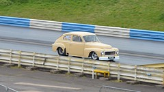 PV544 (Sam Tait) Tags: park car pits race drag one 1 volvo beige 10 14 cream saturday fast shakespeare nat racing strip round second shake quarter nationals avon pv mile stratford upon dragster raceway 544 shakey pv544 qualifiers qualifying 2015 springspeed