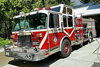 North Vancouver District, BC Engine 3
