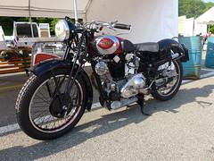 Gilera 8 Bulloni 1939 500cc OHV (Michel 67) Tags: classic vintage motorbike antigua antiguas moto motorcycle asi ancienne motocicleta motorrad vecchia motocyclette clasica vecchie motoshow clasicas motociclette motociclete classik motocyklar motocicletti
