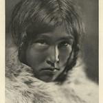 Sikoslingmuit Eskimo Woman. Southern Baffin Island. Copper-plate engraving thumbnail