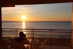 Breakfast time (karine_avec_1_k) Tags: sea sun mer breakfast sunrise soleil quiet happiness bonheur leverdesoleil tranquille petitdéjeuner