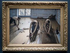 Raboteurs de parquet - Gustave Caillebotte (1875) (y.caradec) Tags: paris france museum lumix europe paint parquet muse musee peinture flooring iledefrance orsay museedorsay gustave 1875 gustavecaillebotte caillebotte raboteursdeparquet raboteurs mai2015 rf2718