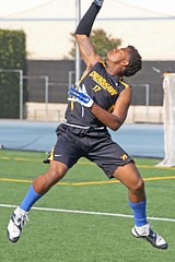 D124321A (RobHelfman) Tags: sports losangeles football highschool loyola crenshaw passingleague