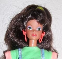 em arte vily estrela, brazil barbie steffie p.j  face (nitebird63) Tags: flowers european lia foreign mattel steffie kelleypj