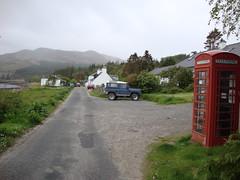Phone box (Simon Varwell) Tags: knoydart inverie