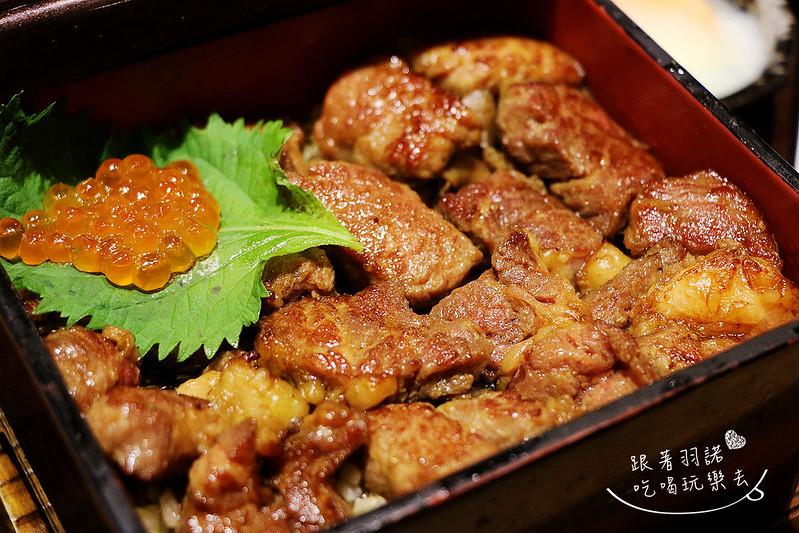 開丼燒肉vs丼飯-微風松高店084