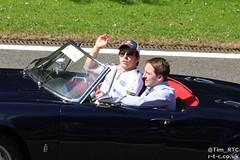 Sergio Perez at the Belgian GP drivers parade (Tim R-T-C) Tags: racetrack racecar sauber motorracing motorsport autosport carracing spafrancorchamps driversparade theracers belgiangrandprix sergioperez
