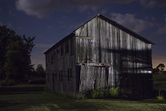 365-216 ( estatik ) Tags: county new night barn long exposure country nj lane jersey weathered 365 friday stockton frenchtown sawmill fri kingwood 216 ln featherbed hunterdon 61716 365216 june172016
