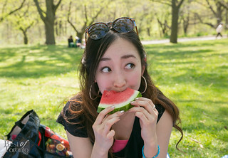 Watermelon at High Park