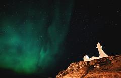 2016 03 24 STYKKISHOLMUR Nothern light eglise (AKAMASSI) Tags: winter light sky green church night canon stars landscape iceland scandinavia tamron dreamscape islande stykkisholmur scandinavie pierremichel nothernlight canon5dmarkiii lostworldpics pierremichelphotography