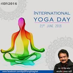 International Yoga Day - 21 June 2016!! Vote for bjp (spsinghbaghel) Tags: up for election sp join leaders vote singh pradesh bjp uttar 2017 baghel