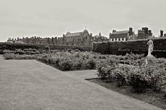 Through (ancientlives) Tags: uk travel england london fuji cardinal may royal palace henry hamptoncourt henryviii 2016 23mm wolsey fujix100s