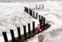 Week 22 - Forgotten (TP DK) Tags: sea toy sand minimouse groins caisteronsea
