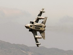(Dafydd RJ Phillips) Tags: combat military low level mach loop royal air force marham raf panavia tornado gr4