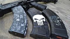 AK-47 Mag Skins (GunkSkins) Tags: ak rifles assault guns mags weapons ak47 firearms kalashnikov tactical saiga tacticool gunskins