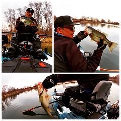 3 camera angles! #jc1scastaway #kayakfishing #KaruLureVibraShock #kayakbassleague #feelfreelure #fishing #bassfishing #garminvirb #castcrew #cast312