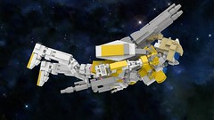 LEGO Super Fumina 7 (pb0012) Tags: fighters try build gundam gundambuildfighterstry   superfumina